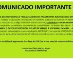 DESCONTO - CONTRIBUIÇÃO SINDICAL 2015